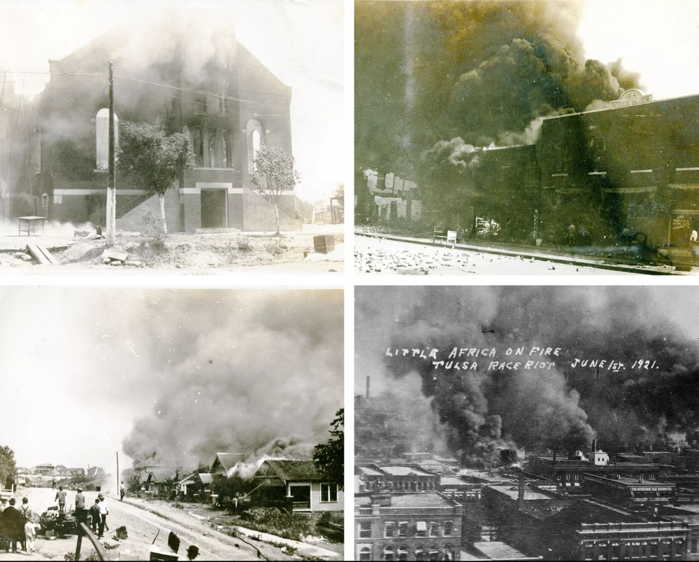 Images of Greenwood After 1921 Race Riot