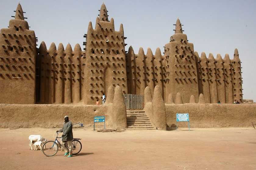 The Great Mosque of Timbuktu