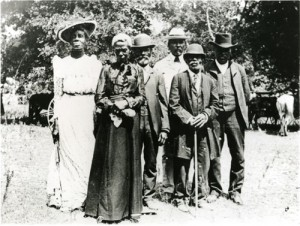 Texas Juneteenth Day Celebration, 1900 (Austin History Center, Austin Public Library)