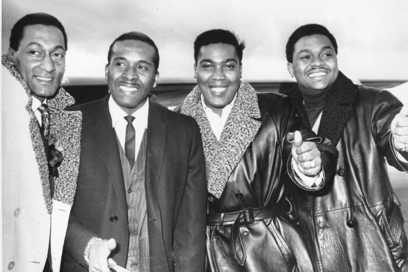 Four Tops in 1966
